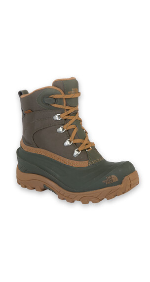 Botas The North Face Chilkat II Nylon verde para hombre